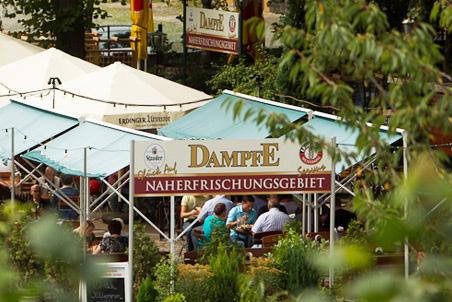 Fresh + Friends - Blog - Dampfe Bierbrauerei Essen-Borbeck
