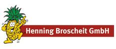 Henning Broscheit GmbH - Logo